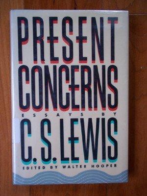9780151739486: Present Concerns
