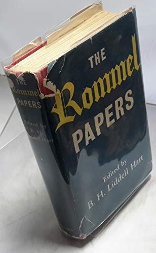 9780151784554: The Rommel Papers