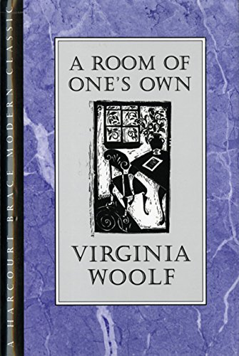 9780151787333: A Room of One's Own (HBJ Modern Classic)