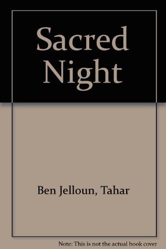 9780151791507: Sacred Night (English and French Edition)