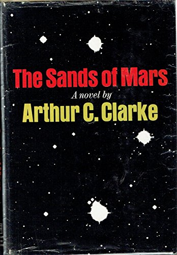9780151792900: The Sands of Mars,