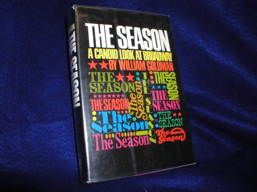 9780151799237: The Season A Candid Look At Broadway
