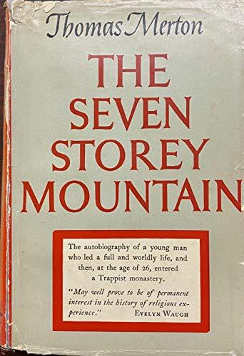 9780151813537: Seven Storey Mountain