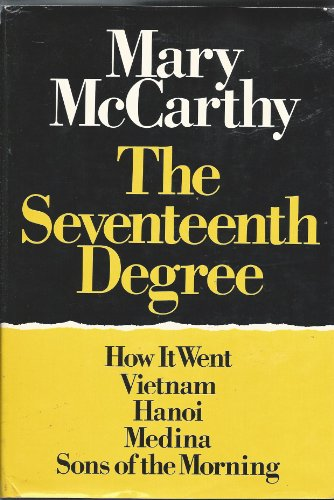9780151813551: The Seventeenth Degree
