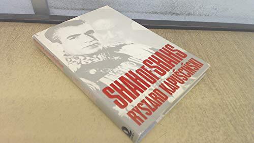 9780151814831: Shah of Shahs (English and Polish Edition)