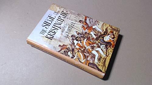 9780151823239: The Siege of Krishnapur