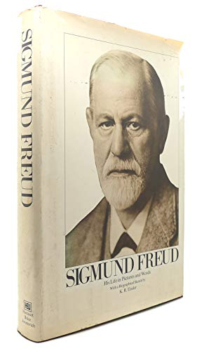 9780151825462: Sigmund Freud: His Life in Pictures and Words