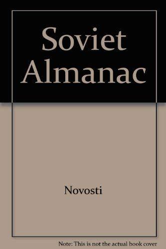 9780151846016: Soviet Almanac