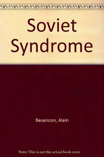 9780151846030: Soviet Syndrome