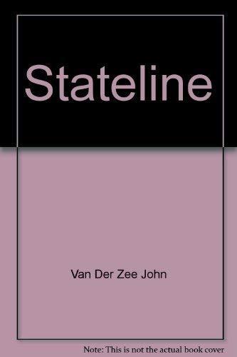 Stateline: Van Der Zee, John