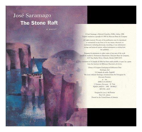9780151851980: The Stone Raft
