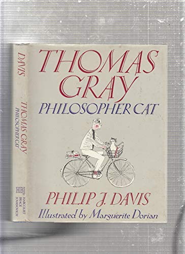 9780151881000: Thomas Gray: Philosopher Cat