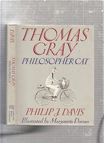 9780151881000: Thomas Gray: Philosopher Cat