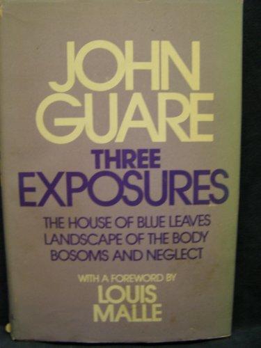 9780151901784: Three Exposures