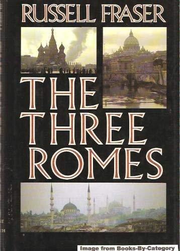 9780151901869: The three Romes