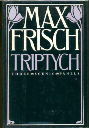 9780151911578: Triptych: Three scenic panels