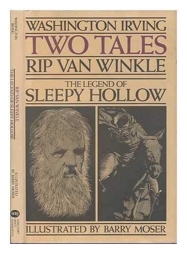 Two Tales: Rip Van Winkle and The: Washington Irving