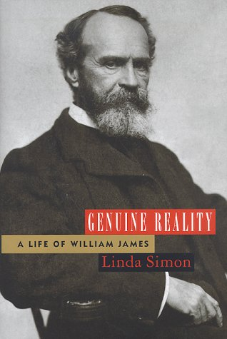 9780151930982: A Genuine Reality: The Life of William James