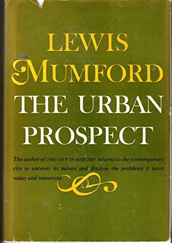 9780151931903: The Urban Prospect