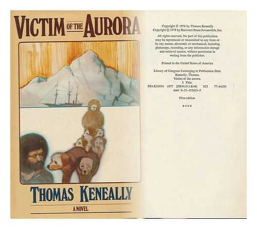 9780151936311: Victim of the Aurora