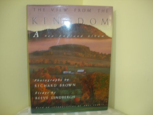 9780151936373: The View from the Kingdom: A New England Album