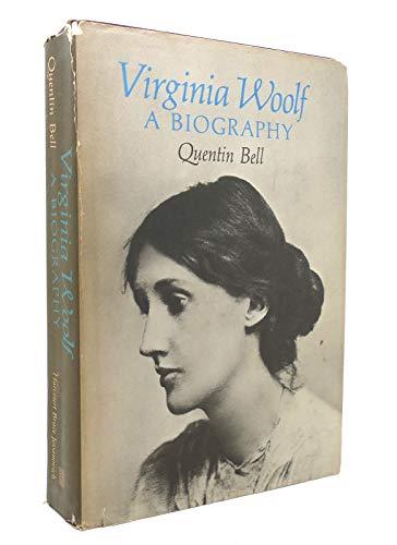 9780151937653: Virginia Woolf; a Biography