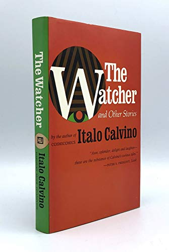 9780151948802: The Watcher and Other Stories