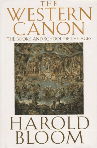 9780151957477: The Western Canon: The Books and School of the Ages