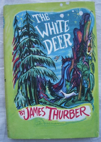 9780151961191: White Deer