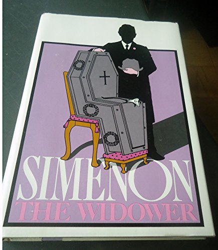 The Widower (English and French Edition): Simenon, Georges