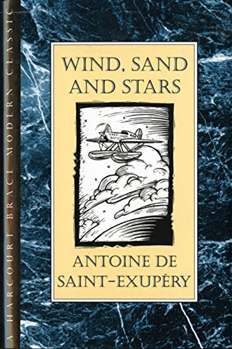 9780151970872: Wind, Sand and Stars (HBJ Modern Classic)