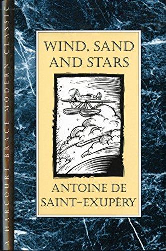9780151970872: Wind, Sand and Stars