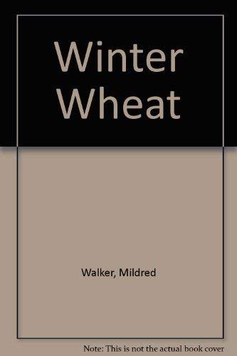 9780151972234: Winter Wheat