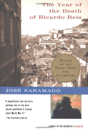 YEAR (THE) OF THE DEATH OF RICARDO REIS: Saramogo, Jose