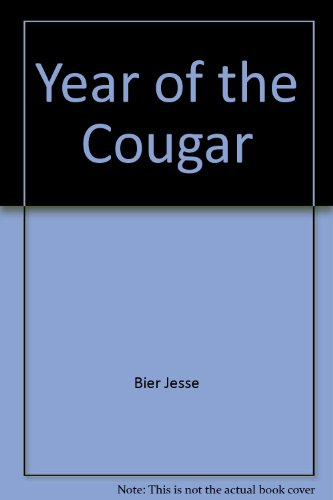 Year of the cougar: JESSE BIER
