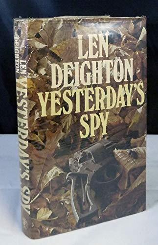 9780151997534: Yesterday's Spy