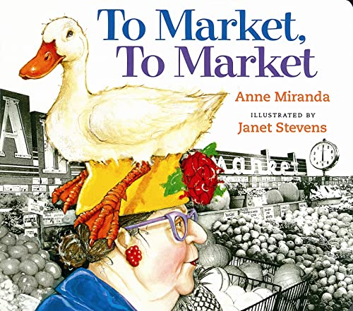 9780152000356: To Market, To Market