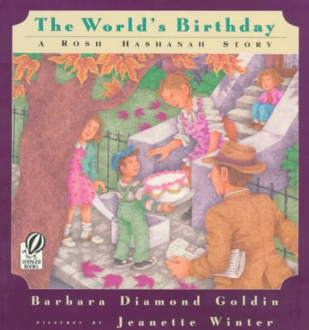 9780152000455: The World's Birthday: A Rosh Hashanah Story