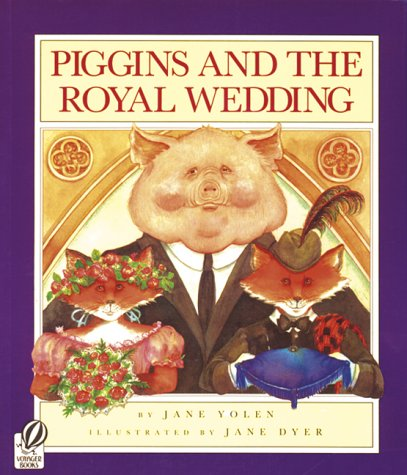 9780152000783: Piggins and the Royal Wedding