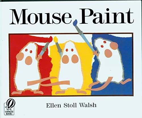 9780152001186: Mouse Paint