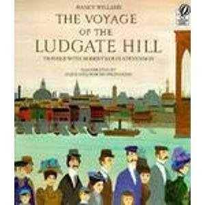 9780152001193: Voyage of the Ludgate Hill: Travels with Robert Louis Stevenson