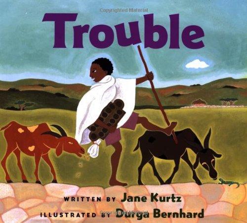 9780152002190: Trouble