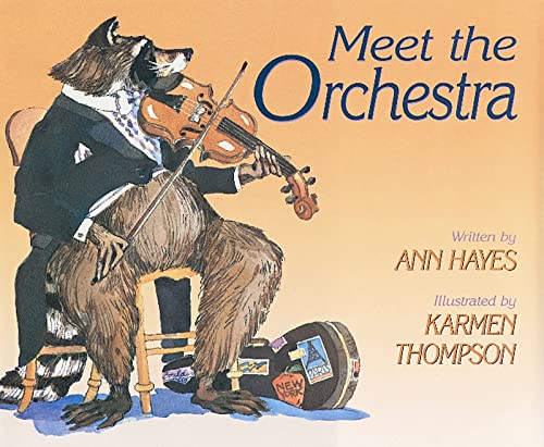 9780152002220: Meet the Orchestra