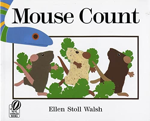 9780152002237: Mouse Count