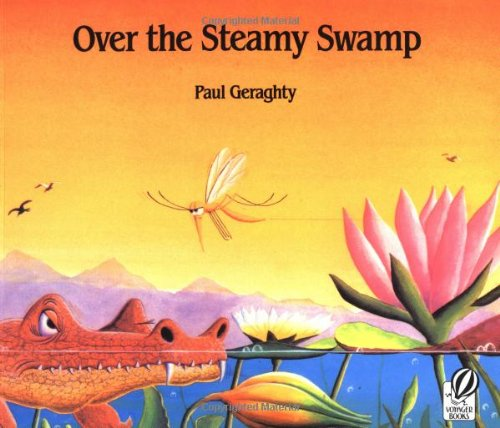 9780152002268: Over the Steamy Swamp