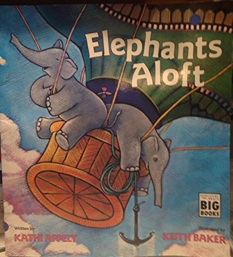 9780152002329: Elephants Aloft