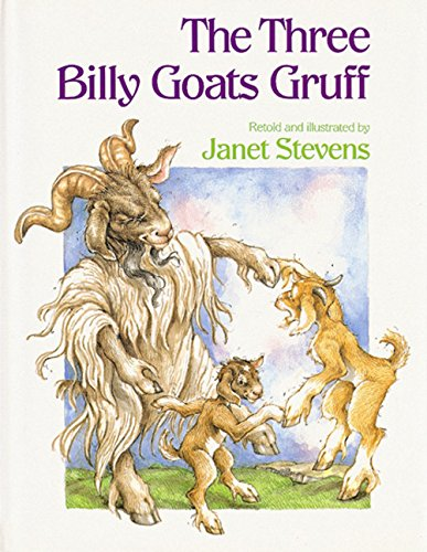 9780152002336: The Three Billy Goats Gruff