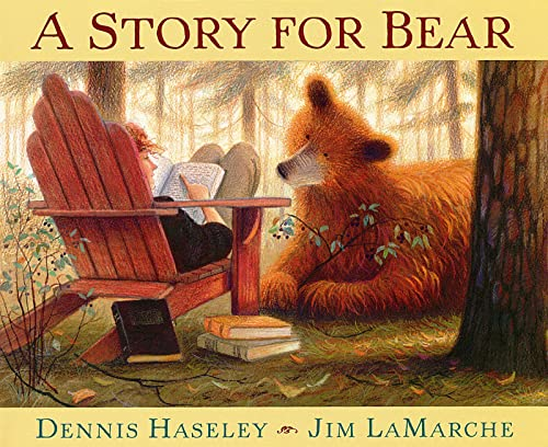 9780152002398: A Story for Bear