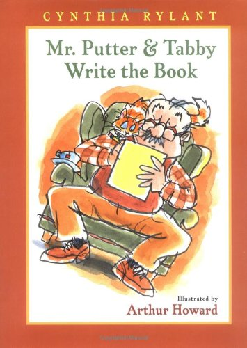 9780152002411: Mr. Putter & Tabby Write the Book