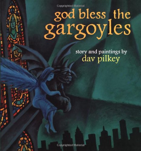 9780152002480: God Bless the Gargoyles
